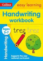 Collins Easy Learning - Handwriting Workbook Ages 5-7 - 9780008151461 - V9780008151461