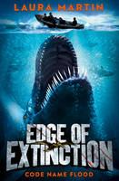 Laura Martin - Edge Of Extinction - Code Name Flood - 9780008152925 - KSG0017790