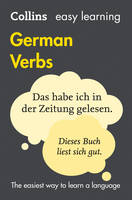 Collins Dictionaries - Collins Easy Learning German – Easy Learning German Verbs - 9780008158422 - V9780008158422