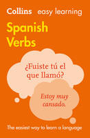 Collins Dictionaries - Collins Easy Learning Spanish – Easy Learning Spanish Verbs - 9780008158439 - V9780008158439