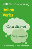 Collins Dictionaries - Collins Easy Learning Italian – Easy Learning Italian Verbs - 9780008158446 - V9780008158446