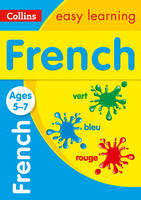 Collins Easy Learning - French Ages 5-7 - 9780008159467 - V9780008159467