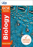 Collins Uk - Letts GCSE Revision Success - New 2016 Curriculum – GCSE Biology: Revision Guide - 9780008160913 - KSG0018504
