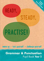 Keen Kite Books - Year 5 Grammar and Punctuation Pupil Book: English KS2 (Ready, Steady, Practise!) - 9780008161408 - V9780008161408
