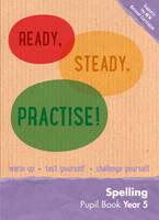 Keen Kite Books - Year 5 Spelling Pupil Book: English KS2 (Ready, Steady, Practise!) - 9780008161569 - V9780008161569