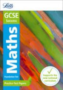 Collins UK - Letts GCSE Practice Test Papers - New 2015 Curriculum – GCSE Maths Foundation: Practice Test Papers (Letts GCSE Practice Test Papers - New Curriculum) - 9780008166694 - KRA0001955