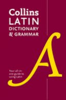 Collins Dictionaries - Collins Latin Dictionary and Grammar - 9780008167677 - V9780008167677