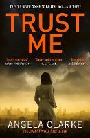 Clarke, Angela - Trust Me (Social Media Murders 3) - 9780008174644 - KEX0295711