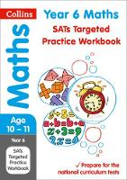 Collins KS2 - Year 6 Maths Targeted Practice Workbook (Collins KS2 SATs Revision and Practice - New 2014 Curriculum) - 9780008175498 - V9780008175498
