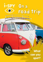 i-SPY - i-SPY On a road trip: What can you spot? (Collins Michelin i-SPY Guides) - 9780008182830 - V9780008182830