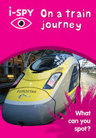 i-SPY - i-SPY On a train journey: What can you spot? (Collins Michelin i-SPY Guides) - 9780008182861 - V9780008182861