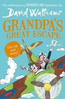 Walliams, David - Grandpas Great Escape - 9780008183424 - 9780008183424