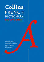 Collins Dictionaries - Collins French Dictionary: 40,000 Words and Phrases in a Portable Format (French and English Edition) - 9780008183622 - V9780008183622