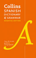 Collins Dictionaries - Collins Spanish Dictionary & Grammar: Essential Edition - 9780008183677 - V9780008183677