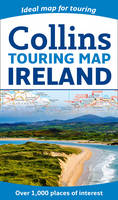 Collins UK - Collins Touring Map Ireland - 9780008183738 - V9780008183738