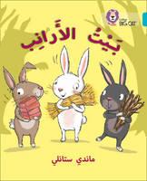 Stanley, Mandy - The Rabbits' House: Level 7 (Collins Big Cat Arabic) - 9780008185619 - V9780008185619