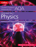 - AQA A level Physics Year 1 & AS Sections 4 and 5 (Collins Student Support Materials) - 9780008189525 - KRA0001946