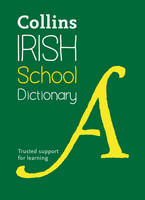 Collins Dictionaries - Collins Irish School Dictionary (Collins School) - 9780008190286 - V9780008190286