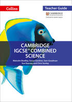 Sunley, Chris, Bradley, Malcolm, Gardner, Susan, Goodman, Sam, Kearsey, Sue - Cambridge IGCSE® Combined Science: Teacher Guide (Collins Cambridge IGCSE ®) - 9780008191535 - V9780008191535