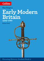 Peal, Robert - KS3 History Early Modern Britain (1509-1760) (Knowing History) - 9780008195243 - V9780008195243