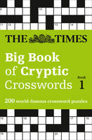 The Times Mind Games - The Times Big Book of Cryptic Crosswords Book 1: 200 World-Famous Crossword Puzzles - 9780008195731 - V9780008195731