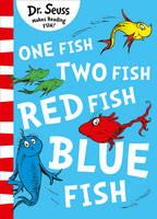 Seuss, Dr. - One Fish, Two Fish, Red Fish, Blue Fish (Pb Om) - 9780008201494 - V9780008201494