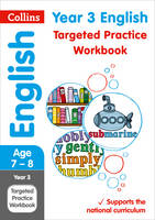 Collins UK - Year 3 English Targeted Practice Workbook (Collins KS2 SATs Revision and Practice) - 9780008201654 - V9780008201654