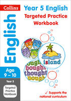 Collins UK - Year 5 English Targeted Practice Workbook (Collins KS2 SATs Revision and Practice) - 9780008201678 - V9780008201678