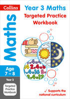 Collins Uk - Year 3 Maths Targeted Practice Workbook (Collins KS2 SATs Revision and Practice) - 9780008201692 - V9780008201692