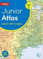 Collins UK - Collins Junior Atlas (Collins Primary Atlases) - 9780008203092 - V9780008203092