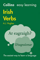 Collins UK - Irish Verbs (Collins Easy Learning) (English and Irish Edition) - 9780008207090 - V9780008207090