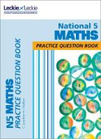 Leckie & Leckie - National 5 Maths Practice Question Book: Practice book - 9780008209087 - V9780008209087