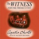 Christie, Agatha - The Witness for the Prosecution - 9780008210205 - V9780008210205