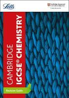 Collins UK - Letts Cambridge IGCSE® – Cambridge IGCSE® Chemistry Revision Guide (Letts IGCSE Revision Success) - 9780008210328 - V9780008210328