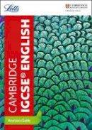 Letts Cambridge IGCSE - Cambridge IGCSE® English Revision Guide (Letts IGCSE Revision Success) - 9780008210366 - V9780008210366