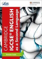 HarperCollins UK - Letts Cambridge IGCSE® – Cambridge IGCSE® English as a Second Language Revision Guide - 9780008210380 - V9780008210380