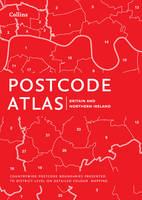 Collins Maps - Postcode Atlas of Britain and Northern Ireland - 9780008211547 - V9780008211547