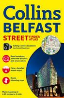 Collins UK - Collins Belfast Streetfinder Atlas - 9780008211554 - V9780008211554