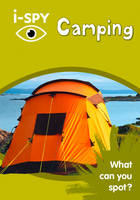 i-SPY - i-SPY Camping: What can you spot? (Collins Michelin i-SPY Guides) - 9780008213282 - V9780008213282