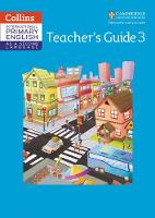 Martin, Jennifer - Cambridge Primary English as a Second Language Teacher Guide: Stage 3 (Collins International Primary ESL) - 9780008213664 - V9780008213664