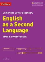 Collins UK - Collins Cambridge Checkpoint English as a Second Language – Cambridge Checkpoint English as a Second Language Student Book Stage 8 (Cambridge Lower Secondary English as a Second La - 9780008215415 - V9780008215415