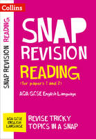 Collins GCSE - Collins Snap Revision: Reading (for Papers 1 and 2): AQA GCSE English Language - 9780008218089 - KRS0029642
