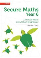 Johns, Bobbie - Secure Maths – Secure Year 6 Maths Teacher's Pack: A Primary Maths Intervention Programme - 9780008221515 - V9780008221515