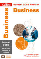 Collins UK - Collins GCSE Revision and Practice: New Curriculum – Edexcel Business All-in-One Revision and Practice (Collins GCSE 9-1 Revision) - 9780008227395 - V9780008227395