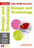 Collins UK - Collins GCSE Revision and Practice: New Curriculum – AQA GCSE Design & Technology All-in-One Revision and Practice (Collins GCSE 9-1 Revision) - 9780008227401 - V9780008227401