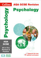 Collins Uk - Collins GCSE Revision and Practice: New Curriculum – AQA GCSE Psychology All-in-One Revision and Practice (Collins GCSE 9-1 Revision) - 9780008227449 - V9780008227449