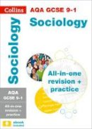 Collins UK - Collins GCSE Revision and Practice: New Curriculum – AQA GCSE Sociology All-in-One Revision and Practice (Collins GCSE 9-1 Revision) - 9780008227456 - V9780008227456