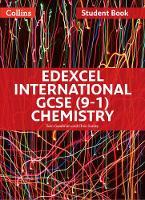 Sunley, Chris, Goodman, Sam - Edexcel International GCSE – Edexcel International GCSE Chemistry Student Book (Edexcel International GCSE (9-1)) - 9780008236212 - V9780008236212