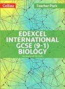 Smith, Mike, Kearsey, Sue - Edexcel International GCSE – Edexcel International GCSE Biology Teacher Pack (Edexcel International GCSE (9-1)) - 9780008236229 - V9780008236229