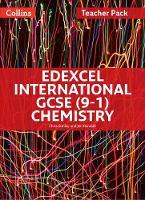 Sunley, Chris, Randall, Jen - Edexcel International GCSE – Edexcel International GCSE Chemistry Teacher Pack (Edexcel International GCSE (9-1)) - 9780008236243 - V9780008236243
